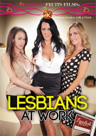 Lesbians At Work: Lipstick Realty Boxcover
