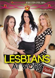Lesbians At Work: Lipstick Realty Porn Video