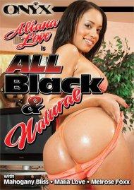 All Black & Natural Porn Video
