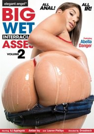 Big Wet Interracial Asses Vol. 2 image
