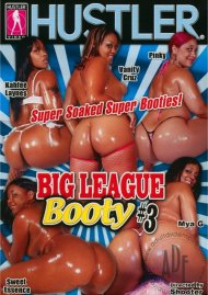 Big League Booty #3 Porn Video