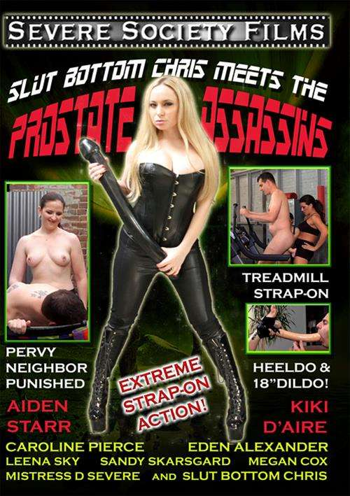 Slut Bottom Chris Meets The Prostate Assassins Boxcover