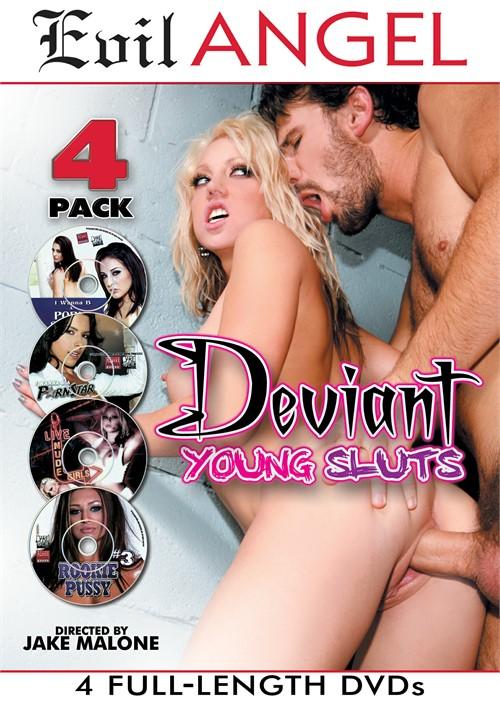 Deviant Young Sluts 4-Pack
