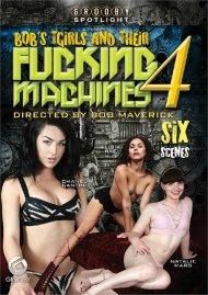 Bob's TGirls And Their Fucking Machines 4