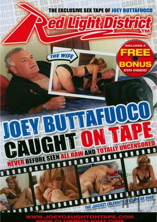Joey Buttafuoco Caught on Tape