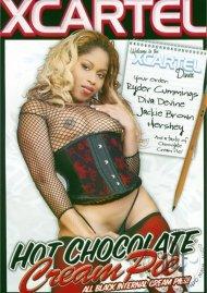 Hot Chocolate Cream Pie