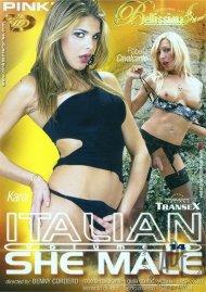 Italian She Male #14 Porn Video