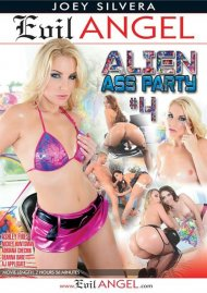 Alien Ass Party #4 Porn Movie