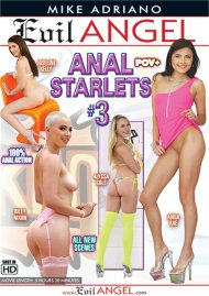 Anal Starlets #3