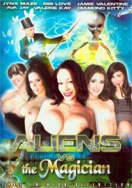 Aliens Vs. The Magician