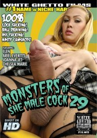 Monsters Of She-Male Cock 29