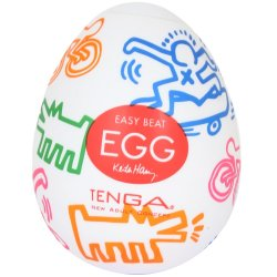 Limited Edition Tenga Egg - Keith Haring - Street