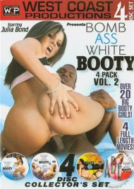 Bomb Ass White Booty 4 Pack Vol. 2