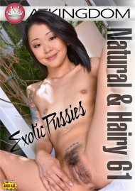 ATK Natural & Hairy 61:  Exotic Pussies