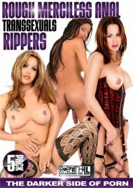 Rough Merciless Anal Transsexuals Rippers 5-Pack