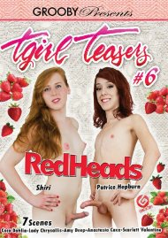 TGirl Teasers #6: RedHeads