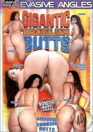 Gigantic Brazilian Butts Porn Video