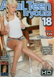 Anal Teen Tryouts 18 Porn Video