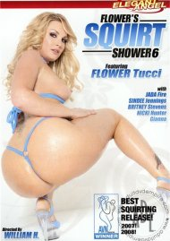 Flower's Squirt Shower #6