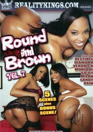 Round and Brown Vol. 7 Porn Video