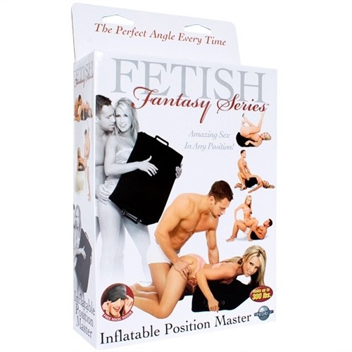 Fetish fantasies perfect position handles