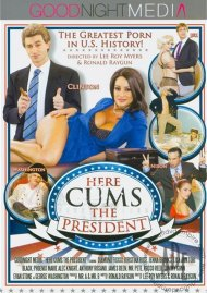 Here Cums The President