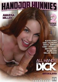 Handjob Hunnies: All Hands On Dick Porn Video