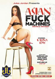 Asian Fuck Machines Porn Video