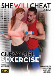 Curvy Girl Sexercise Porn Video