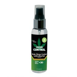 Higher Control Male Climax Gel With Hemp - 2oz