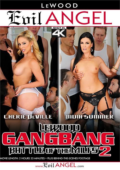 LeWood Gangbang: Battle Of The MILFs 2