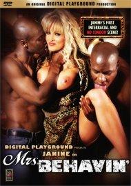 Mrs. Behavin' Porn Video