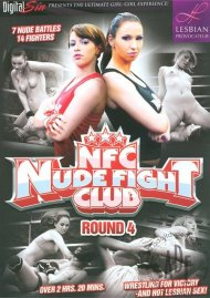 Nude Fight Club Round 4