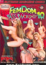 FemDom Ass Worship 10 Porn Movie