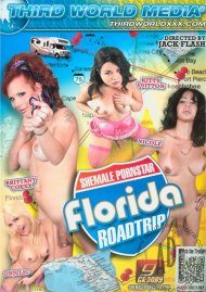 Shemale Pornstar: Florida Road Trip