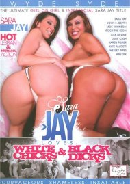 Sara Jay Loves White Chicks & Black Dicks Porn Video