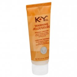 KY Warming Jelly - 2.5 oz.