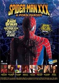 Spider-Man XXX: A Porn Parody Porn Video