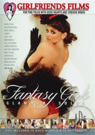 Fantasy Girls: Glamour Solos Porn Movie