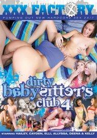 Dirty Babysitter's Club 4