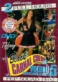 Black Carnal Coeds 5: Cheerleader Try-Outs Porn Video