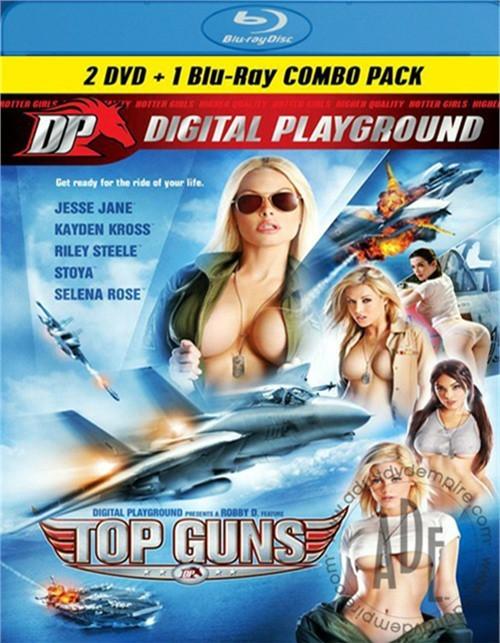 Top Guns (DVD + Blu-ray Combo)