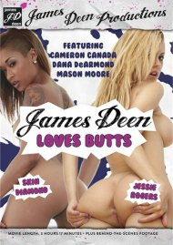 James Deen Loves Butts Porn Video