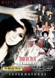Trick or Treat Trilogy 4 Disc Combo Pack