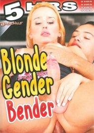 Blonde Gender Bender Porn Video