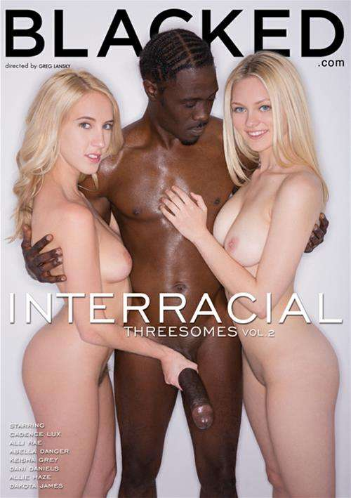 Interracial Threesomes Vol. 2
