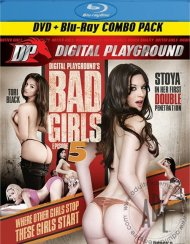 Bad Girls 5 (DVD + Blu-ray Combo)