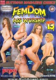 FemDom Ass Worship 13 Porn Movie