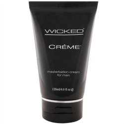 Wicked Masturbation Creme - 4 oz.