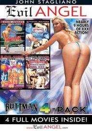 Buttman 4-Pack